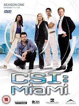 CSI: Miami (2002–2012) poster