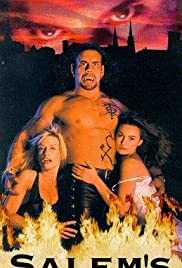 Witchcraft 8: Salem's Ghost (1996) Poster - Movie Forum, Cast, Reviews