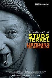 Studs Terkel: Listening to America Poster