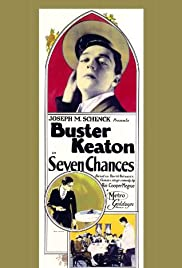 Seven Chances (1925) Poster - Movie Forum, Cast, Reviews
