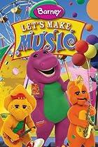 Image of Barney: Let's Make Music