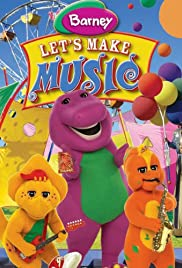 Barney: Let's Make Music Poster