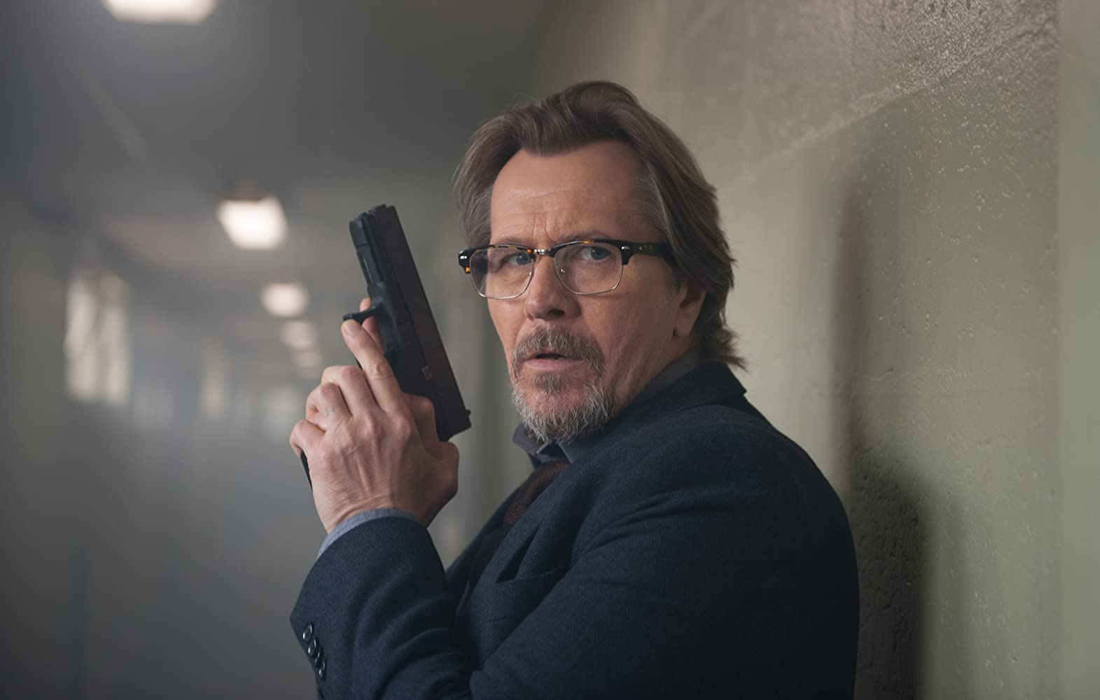Gary Oldman in Criminal (2016)