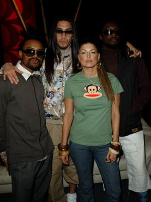 The Black Eyed Peas at 2005 MuchMusic Video Awards (2005)