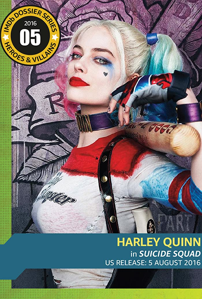 Margot Robbie in Suicide Squad (2016)