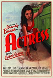 Actress (2014) Poster - Movie Forum, Cast, Reviews