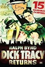 Primary image for Dick Tracy Returns