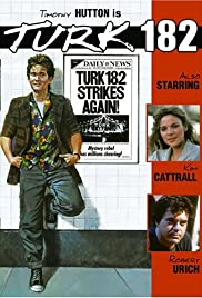 Turk 182! (1985) Poster - Movie Forum, Cast, Reviews