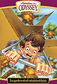 Adventures in Odyssey: Escape from the Forbidden Matrix Poster