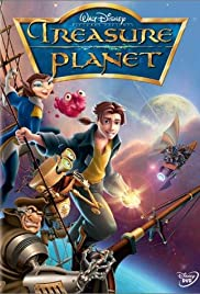 Disney's Animation Magic: Treasure Planet Poster