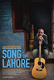 Song of Lahore (2015) Poster - Movie Forum, Cast, Reviews