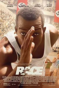 Race 2016 Poster