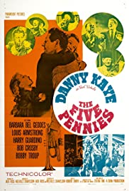 The Five Pennies (1959) Poster - Movie Forum, Cast, Reviews