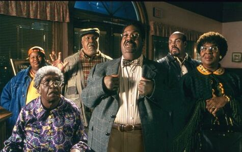 The Klump Family (Jamal Mixon and a bunch of Eddies)
