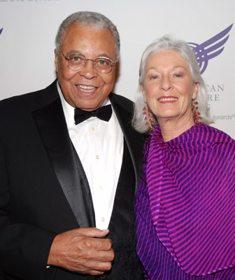 James Earl Jones and Jane Alexander
