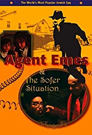 Agent Emes and the Sofer Situation Poster