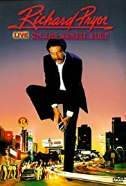 Richard Pryor: Live on the Sunset Strip (1982) Poster - Movie Forum, Cast, Reviews