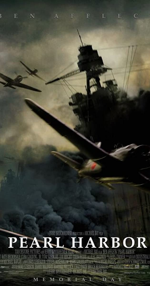 analysis of pearl harbor the movie At pearl harbor itself at the time of its initial movie release, tora tora tora was thought to be a box office flop in north america.
