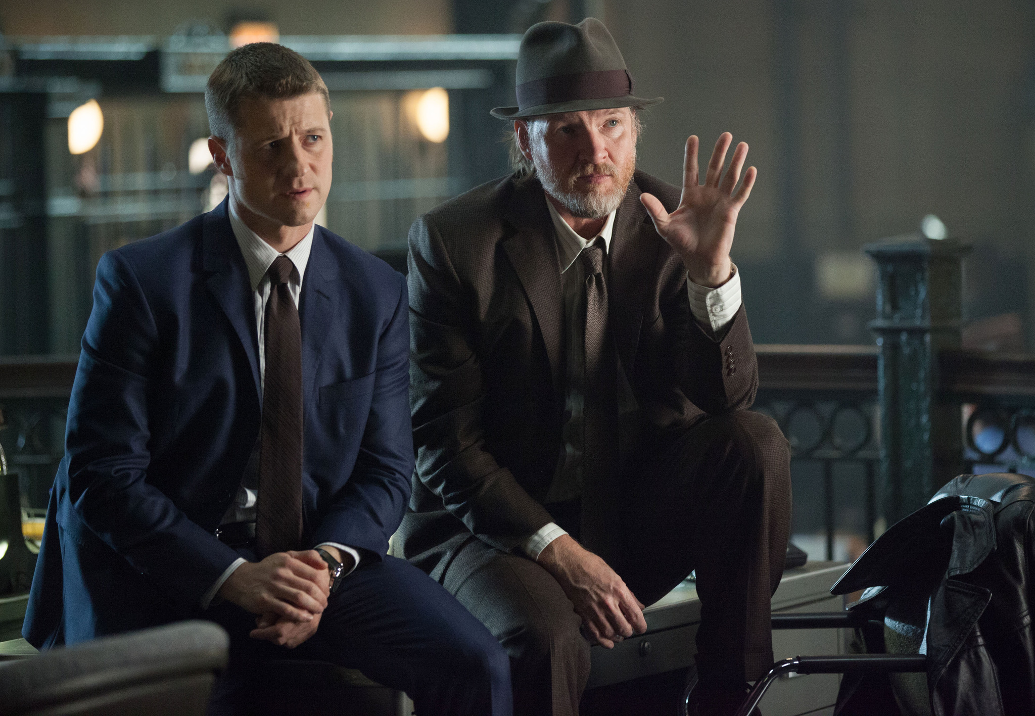 Gotham: Harvey Dent   Season 1   Episode 9