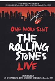 Rolling Stones: One More Shot Poster