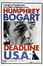 Deadline - U.S.A.(1952)
