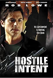 Hostile Intent (1997) Poster - Movie Forum, Cast, Reviews