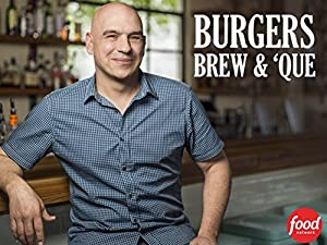 Burgers, Brew and 'Que