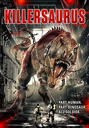 Movie KillerSaurus (2015)