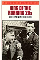 King of the Roaring 20's: The Story of Arnold Rothstein (1961) Poster