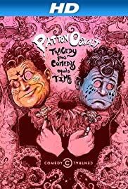 Patton Oswalt: Tragedy Plus Comedy Equals Time (2014) Poster - TV Show Forum, Cast, Reviews