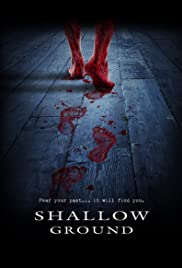 Shallow Ground Poster