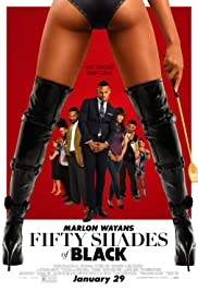 Fifty Shades of Black Poster