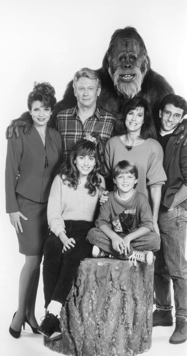 Harry And The Hendersons Tv Series 1991 1993 Imdb