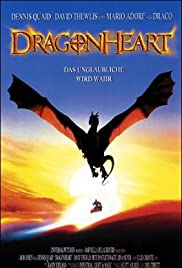 DragonHeart (1996) Poster - Movie Forum, Cast, Reviews