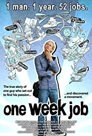 One Week Job (2010) Poster - Movie Forum, Cast, Reviews
