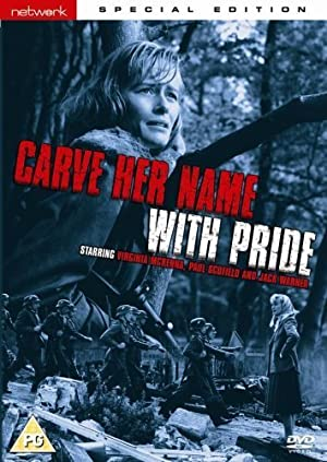Carve Her Name with Pride Poster