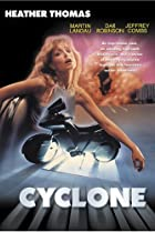 Cyclone (1987) Poster