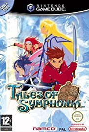 Tales of Symphonia (2003) Poster - Movie Forum, Cast, Reviews