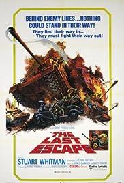 The Last Escape Poster
