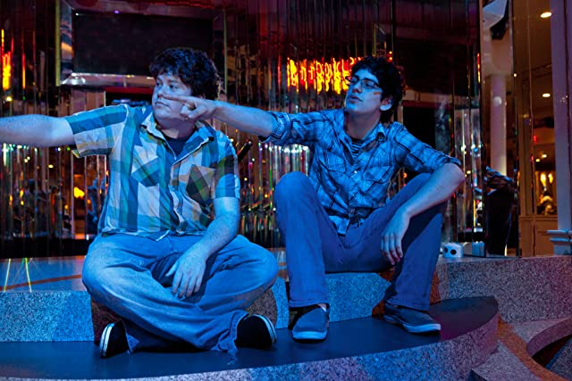 Matt Bennett and Zack Pearlman in The Virginity Hit (2010)