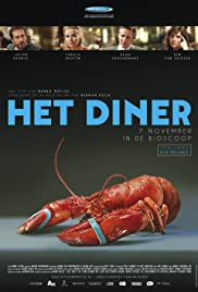 Het Diner (2013) Poster - Movie Forum, Cast, Reviews