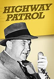 Highway Patrol Poster - TV Show Forum, Cast, Reviews