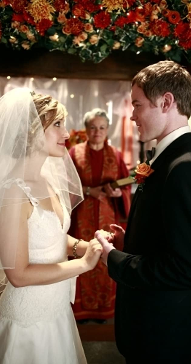 Smallville clark and alicia wedding dress