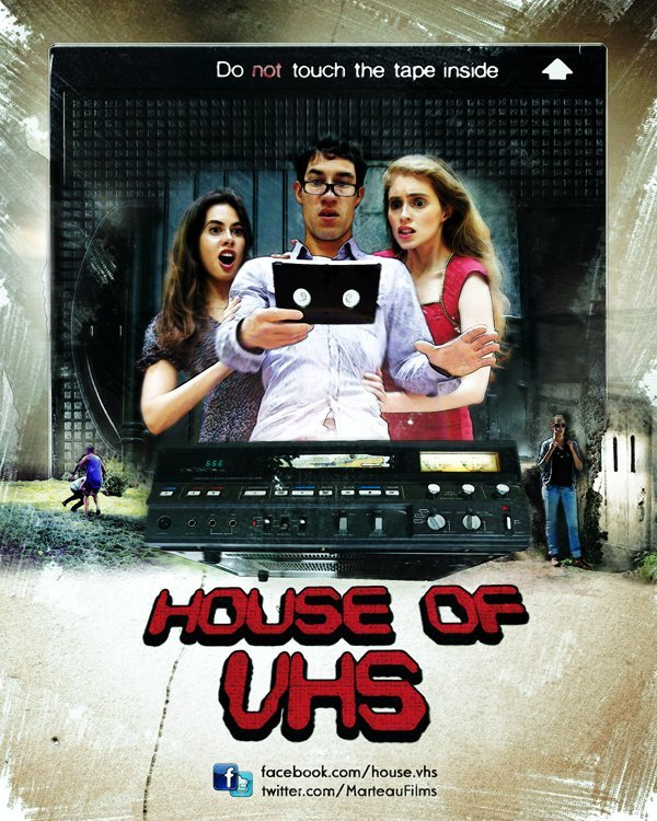 image House of VHS Watch Full Movie Free Online