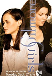 Gilmore Girls Poster - TV Show Forum, Cast, Reviews