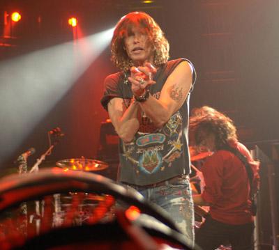 Aerosmith and Steven Tyler