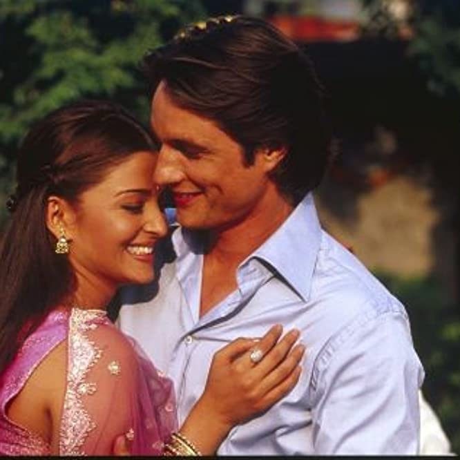 Martin Henderson and Aishwarya Rai Bachchan in Bride & Prejudice (2004)