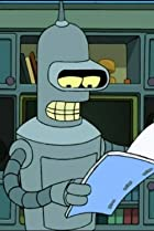 Image of Futurama: Bender Should Not Be Allowed on TV