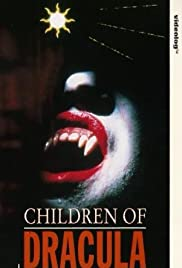 Children of Dracula Poster