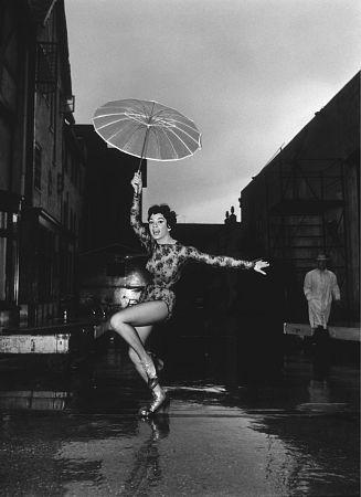 Leslie Caron circa 1964